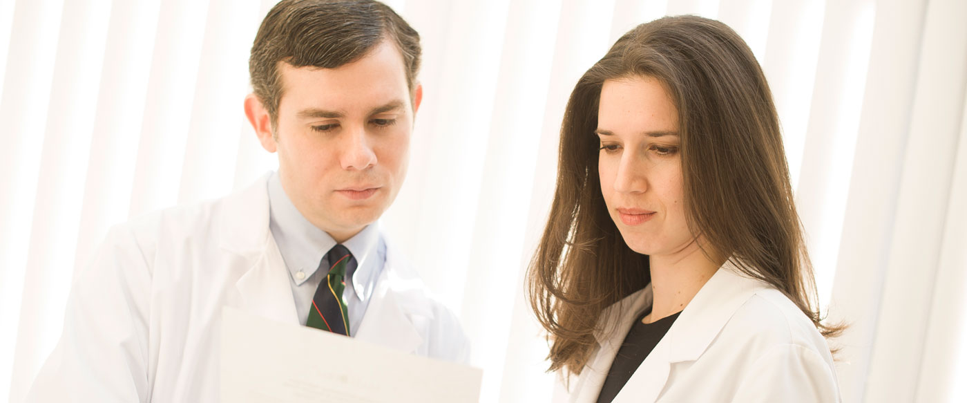Dr. Deborah Cummins MD and Dr. Jordan Cummins MD